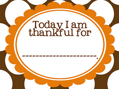 Légend image within i am thankful for printable